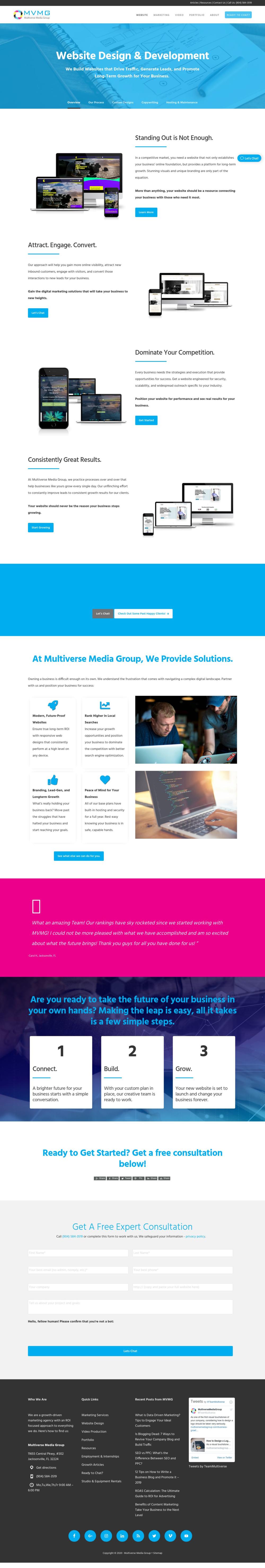 MVMG Marketing Writer full page.